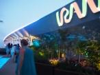 Iran Pavilion Entrance