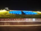 Außenansicht New Holland Pavillon